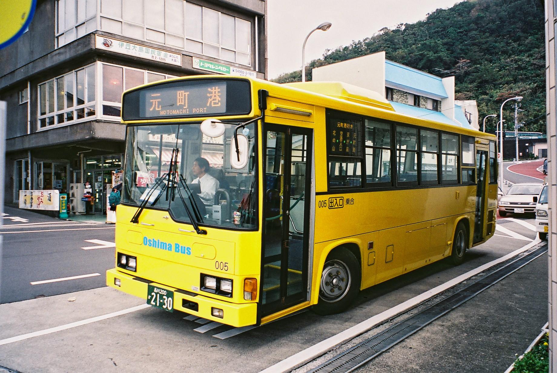 大島旅客自動車 005 | 1821TC