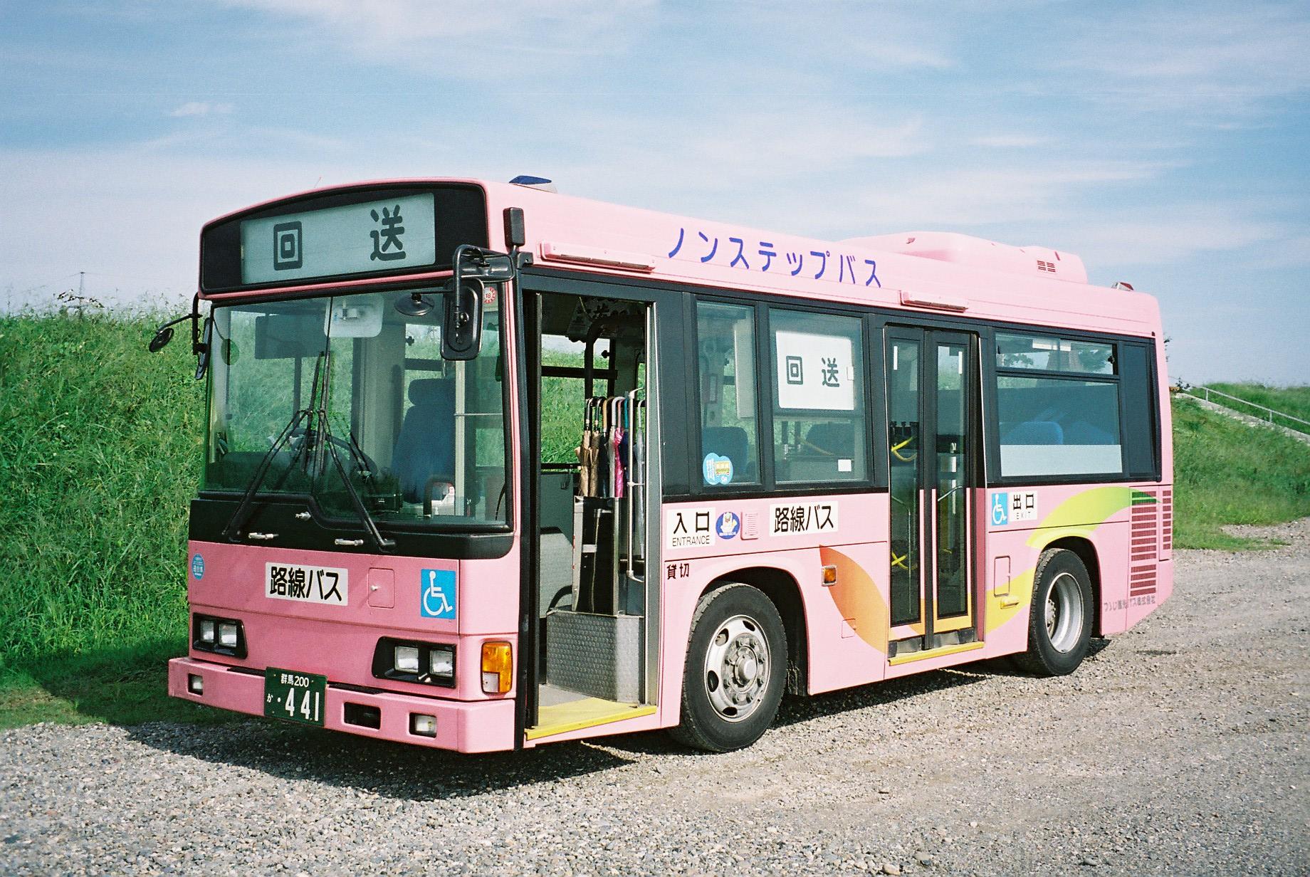 つゝじ観光バス 群馬200か・441 ...