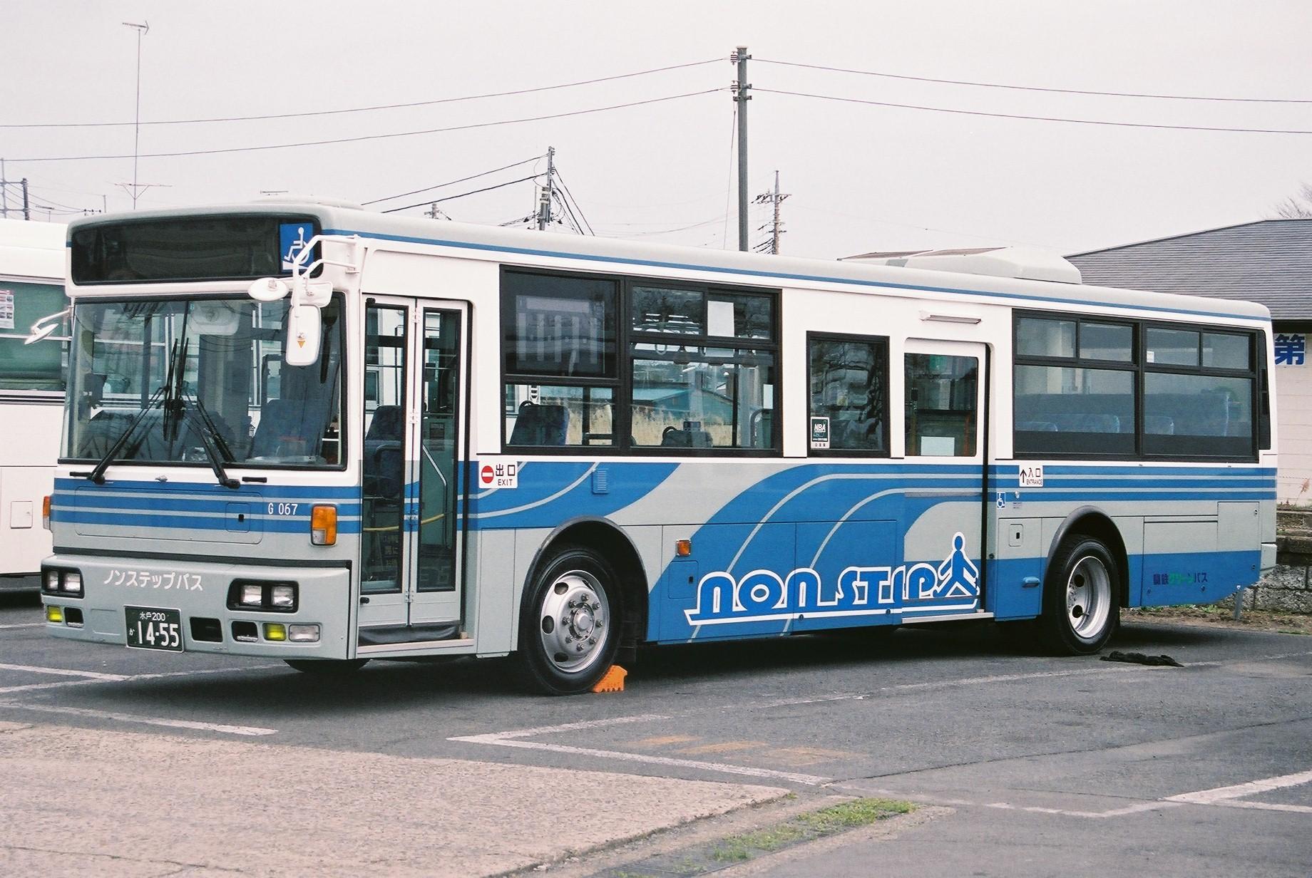 関鉄グリーンバス G067 | 1821TC